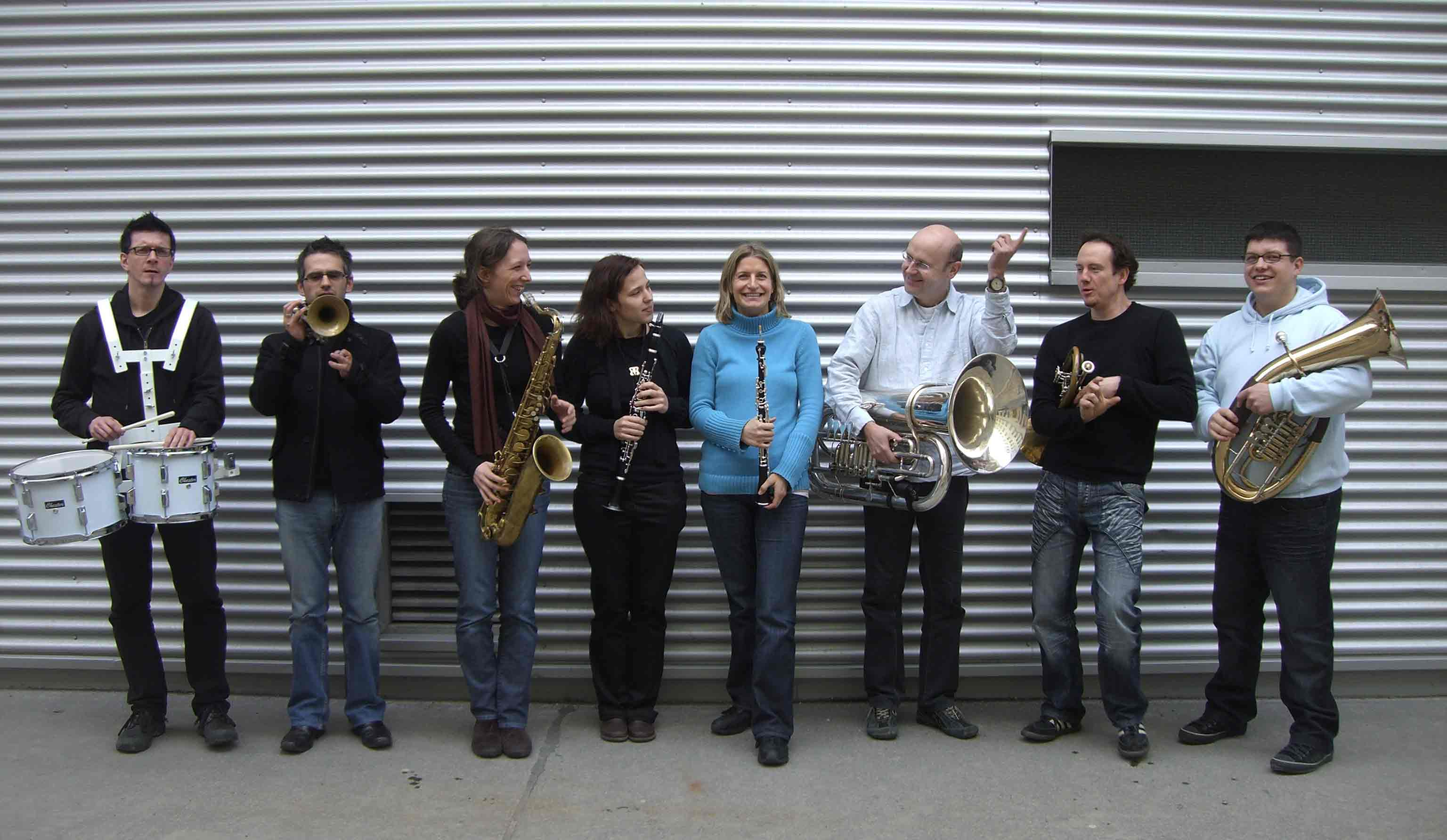 Photo: Donau Brass © Martin Ptak